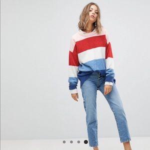ASOS oversized sweater